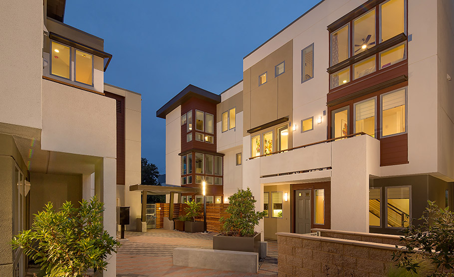 New homes in Palo Alto