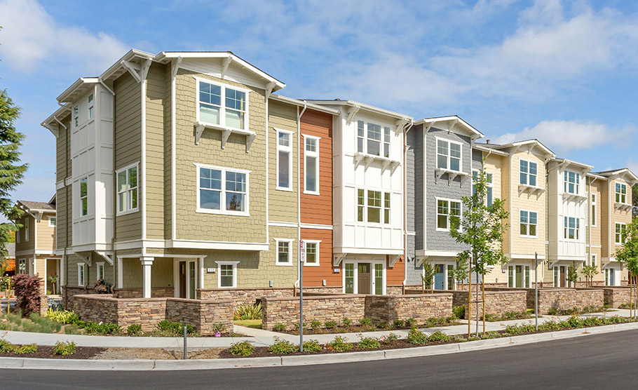 New homes in Mountain View